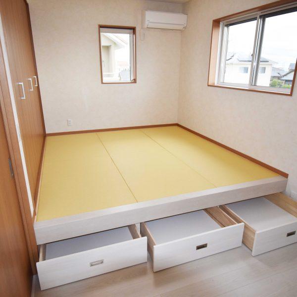 小上がりの畳ベッド